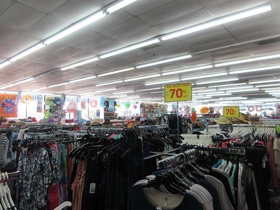 Sales at Wings Beachwear