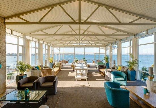 Saldanha, South Africa: Bar/Lounge