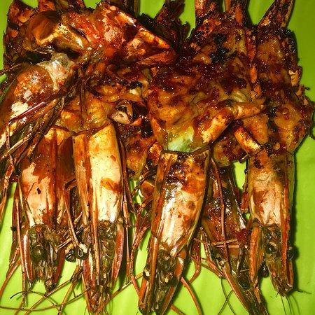 Gili Trawangan Night Market Fotografie