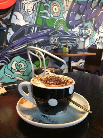 St Leonards, Avustralya: Coffee