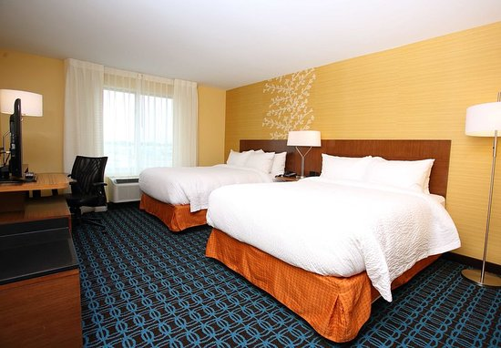 Fairfield Inn Suites East Grand Forks Mn Omd Men Och