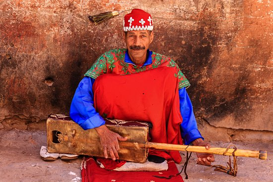 Best Travel Morocco: Traditional Gnaoua music in Marrakech
