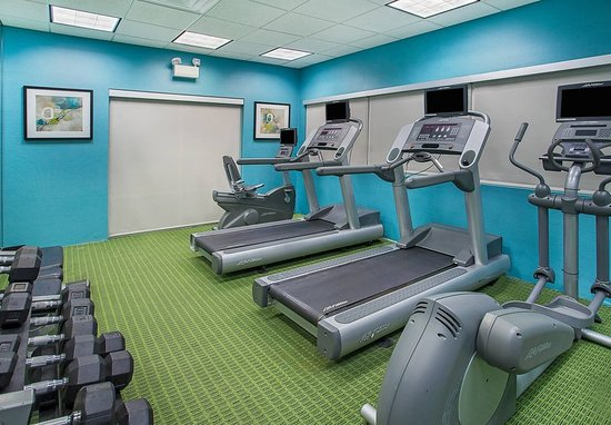 Cookeville, Τενεσί: Health club