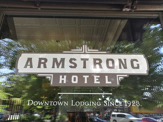 The Armstrong Hotel