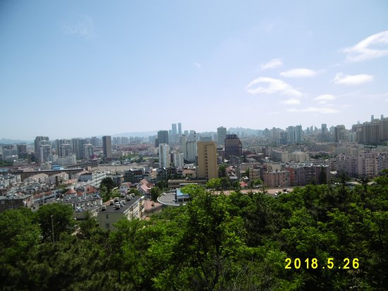 青岛儿童公园照片