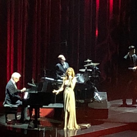 Celine Dion at the Colosseum at Caesars Palace Fotografie