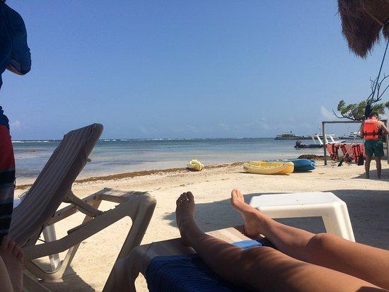 Nohoch Kay Beach Club: Private Paradise