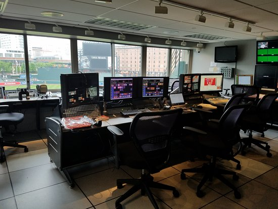 Oriole Park at Camden Yards : The tour includes a peek behind the scenes of how a ballpark functions.