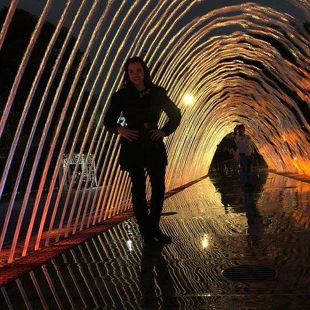 Circuito Magico Del Agua: Parque de la Reserva y Circuito mágico del agua