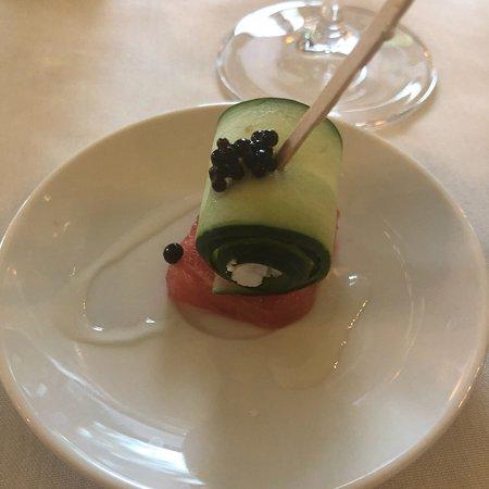 OLiV Tapas Bar & Restaurant at Strewn Winery: S'mores dessert