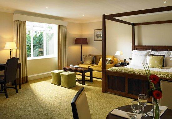 Baildon, UK: Guest room
