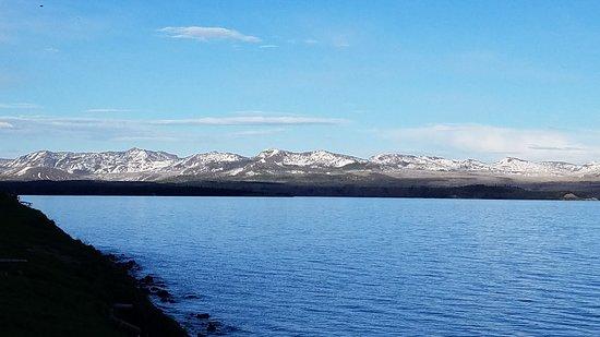 黄石湖照片