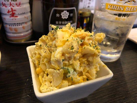 Yakiton Butancho Kamata: マカロニサラダ