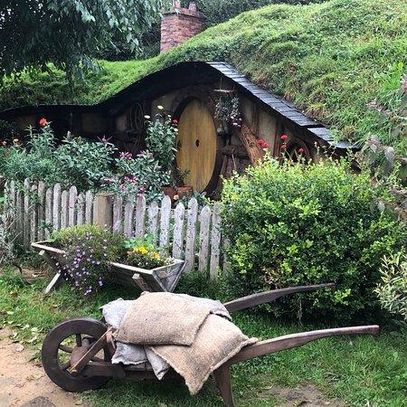 Hobbiton Movie Set – fotografija