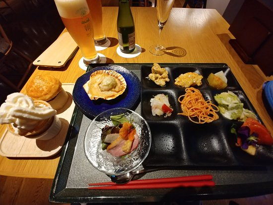 Hoshino Resorts Oirase Keiryu Hotel: Chandelier
