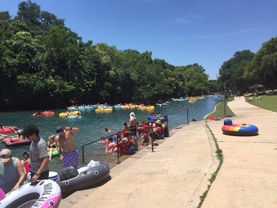 Comal River : Comal
