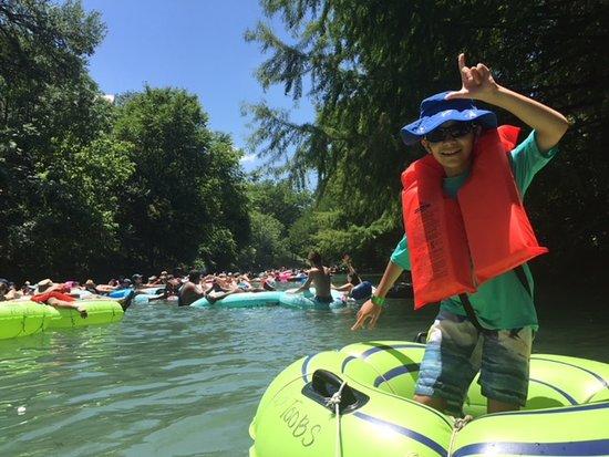 Comal River: Comal -memorial Day