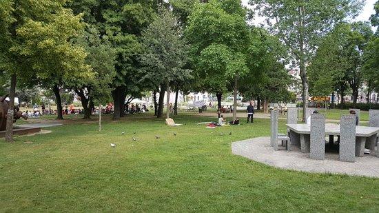 Sigmund-Freud-Park : Sigmund Freud Park