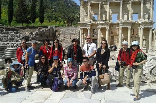 Kleingruppe Best of Ephesus Tour vom ...