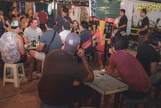 On Street Bar: Friendship