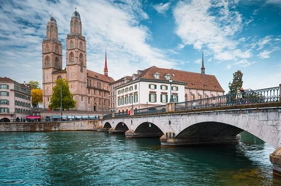 2000 Years Of Zurich's History In A 2...