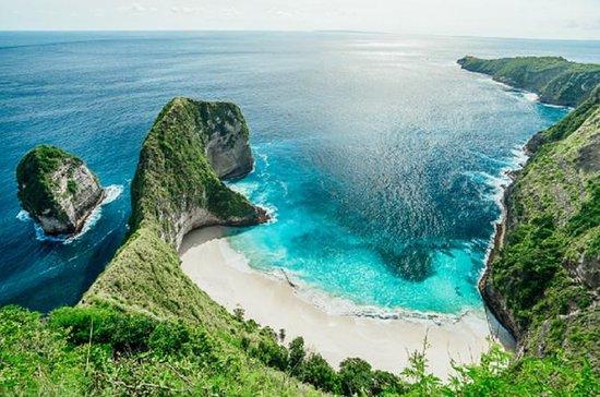 Tour dell'isola di Penisola Occidentale Tutto incluso Pranzo e ritorno in barca veloce da Bali Sanur: Natural Infinity Poll West Penida Island Private Tour
