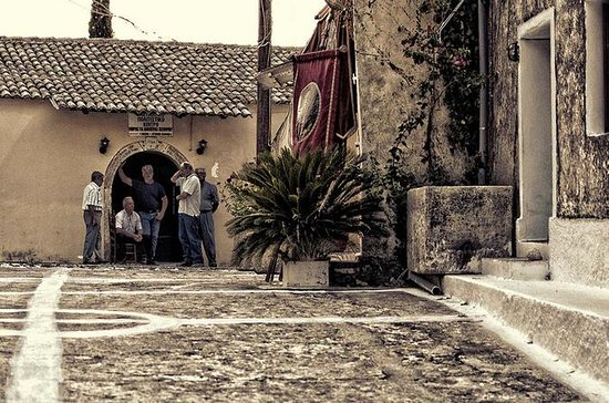 Local Art Corfu Tour