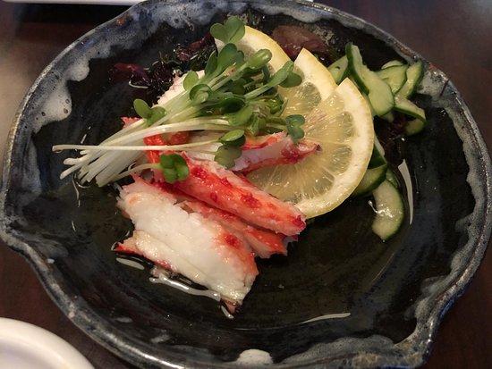 Shiro's: King Crab