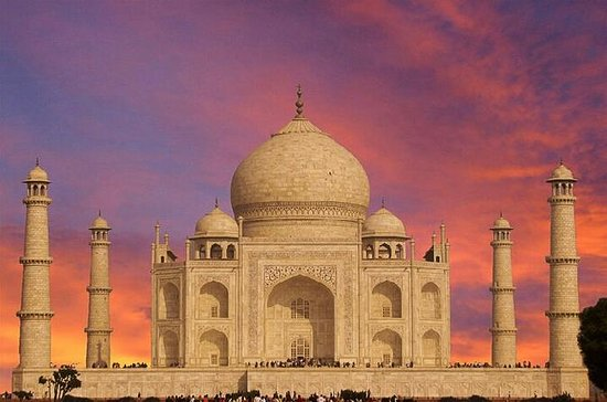 Taj Mahal Day Tour Including Shopping...