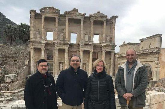 Tour privado de Éfeso desde Izmir