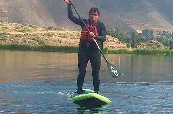 Stand Up Paddling Board Cusco 1 Day