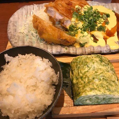 Chicken and Egg Toritama Ojana: 鳥と卵の専門店 鳥玉 大謝名店