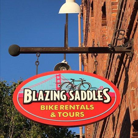 Foto Blazing Saddles Bike Rentals and Tours