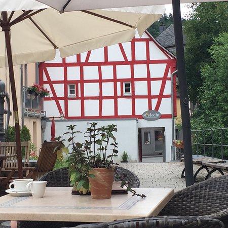 Stromberg, Deutschland: Hofblick