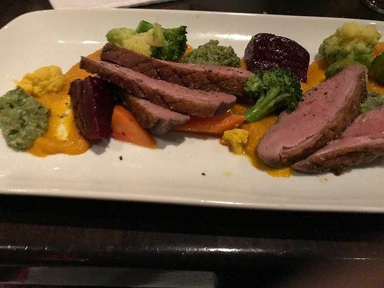 Brownstone Restaurant: duck