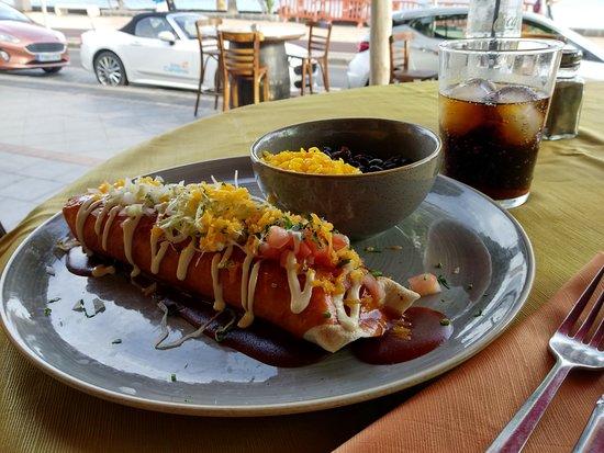Cantina Don Rafael: aufgehübschtes Gruselfood