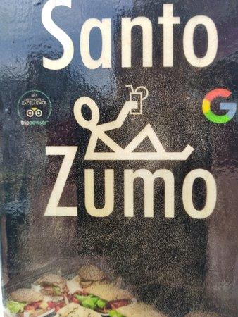 Frutteria Zumeria Santo Zumo : Santo Zumo