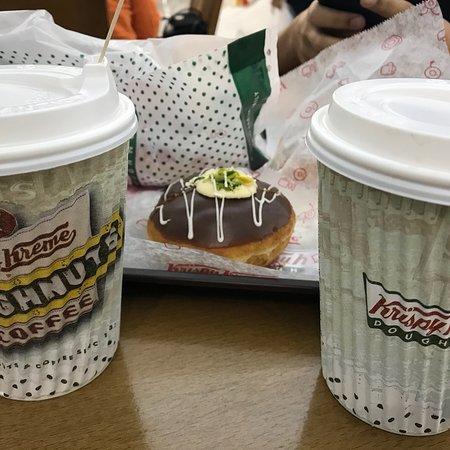 Krispy Kreme: Villagio Mall Branch