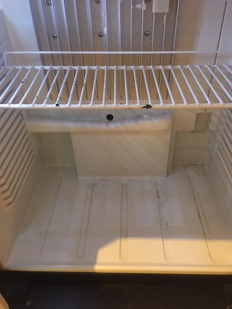 The Westin Cairo Golf Resort & Spa, Katameya Dunes: Filthy fridge