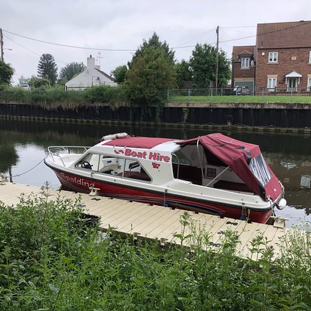 Spalding Water Taxi Photo