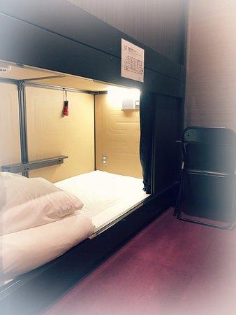 Capsule Hotel Hakodate: Superior single room/スペーリアシングルルーム