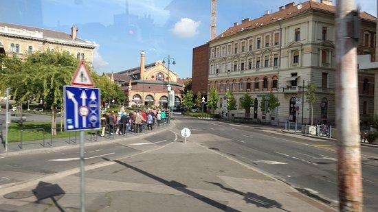 Budapeste Tur: Tour - lado Peste.