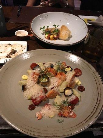 Medici Kitchen & Bar: Lobster Entree