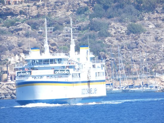 写真Gozo Ferry Port枚