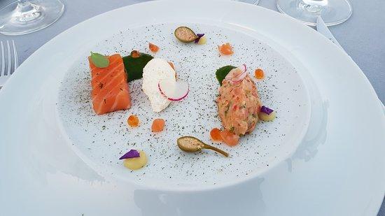 Lycabettus Restaurant: Fish