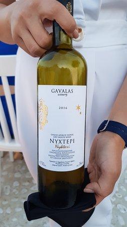 Lycabettus Restaurant: Wine