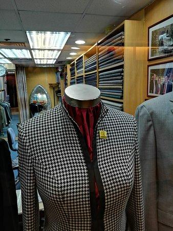 Kahn Tailor: Custom Tailored Suits Hong Kong
