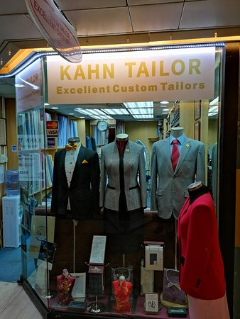 Kahn Tailor: Made to Measure Suits Hong Kong