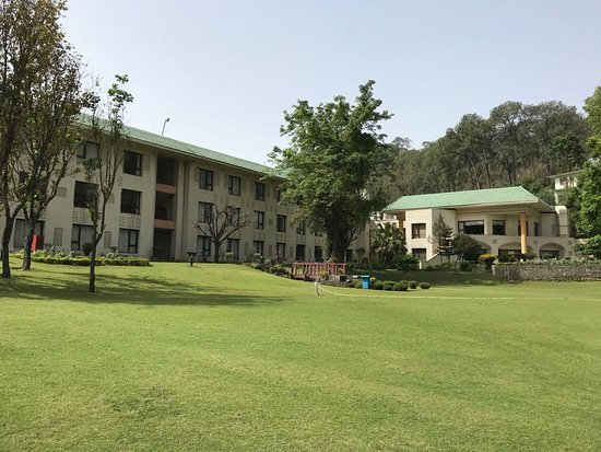 Country Resort By AHRPL, Katra: main building
