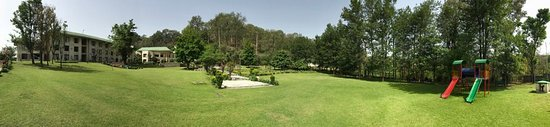 Country Resort By AHRPL, Katra: back side of property